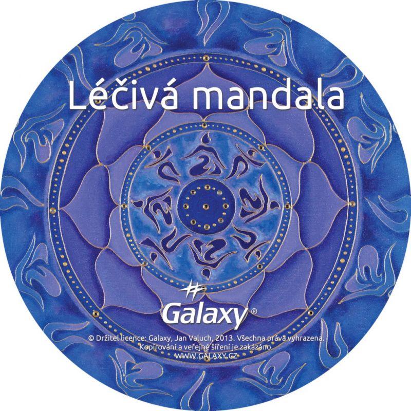 Meditační CD disk Léčivá Mandala