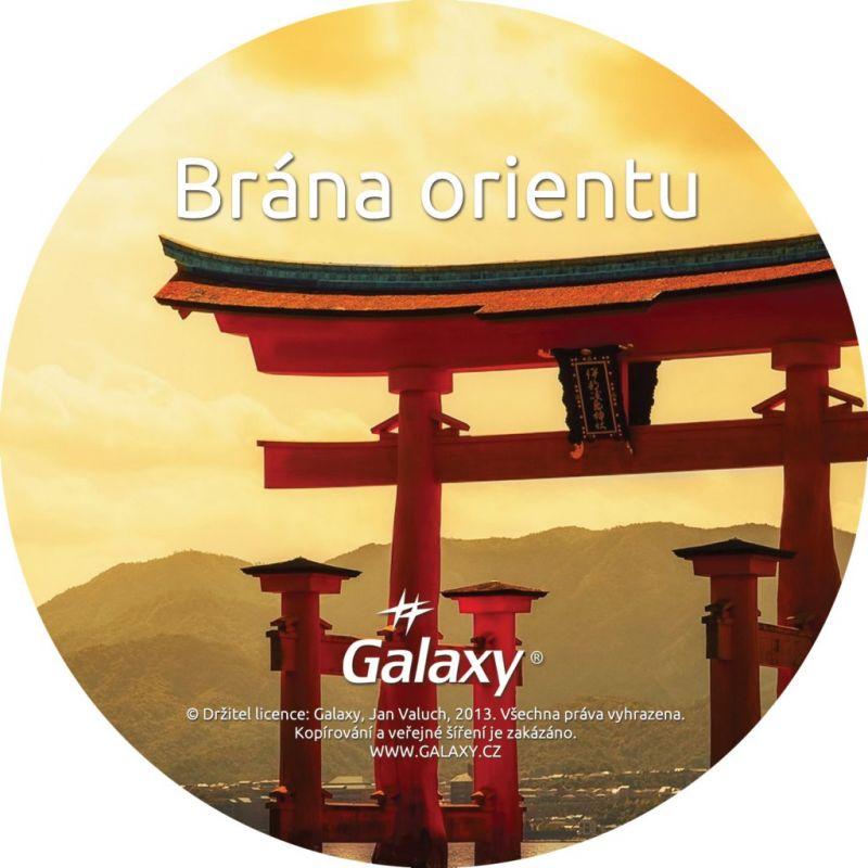Relaxační CD Brána Orientu