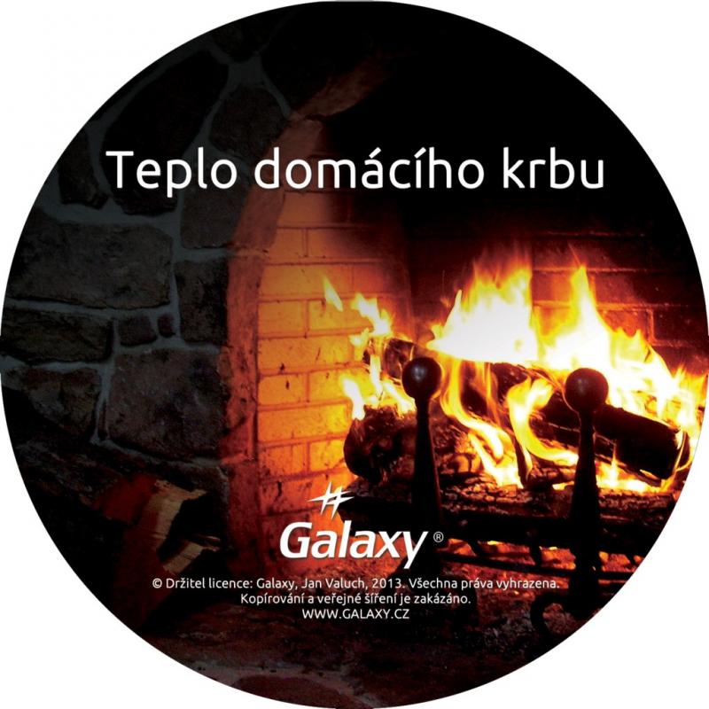CD teplo domácího krbu
