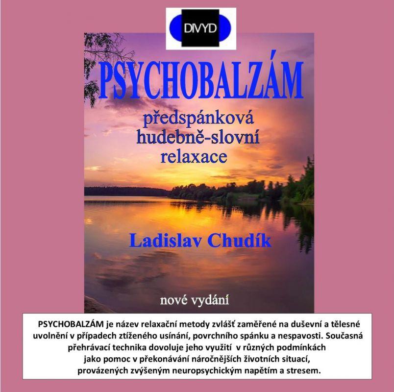 Relaxační CD s Ladislavem Chudíkem