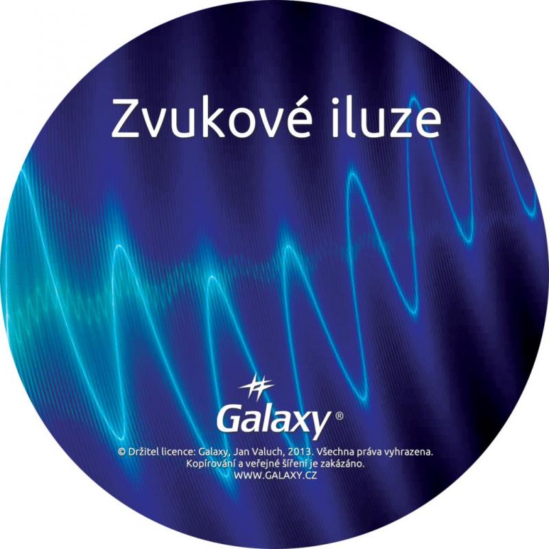 Relaxační CD Zvukové iluze