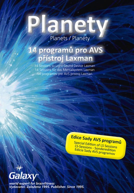 Sada doplňkových programu pro Laxman. Planety